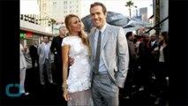 Swoon! Ryan Reynolds Shows Off Bulging Biceps as Blake Lively Gushes Hunky Hubby ''Rocks My Socks''
