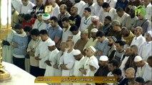 Salat isha Makkah Saleh Al Taleb 07/03/2015