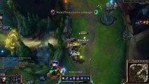 ADC Ezreal - The glasses. . . - League of Legends Full Gameplay Commentary