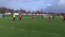Steven Gerrard Screamer in Training - YouTube