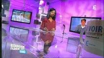 Coralie Guillier, maître d'armes au Comité d'escrime du Doubs (émission matinale)