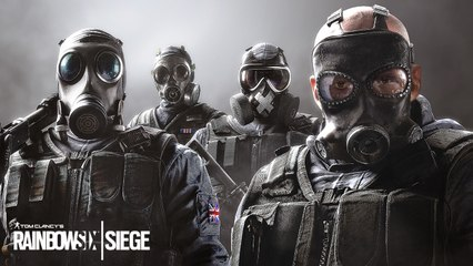 Tom Clancy's Rainbow Six Siege Official - Operator Gameplay Trailer [UK]