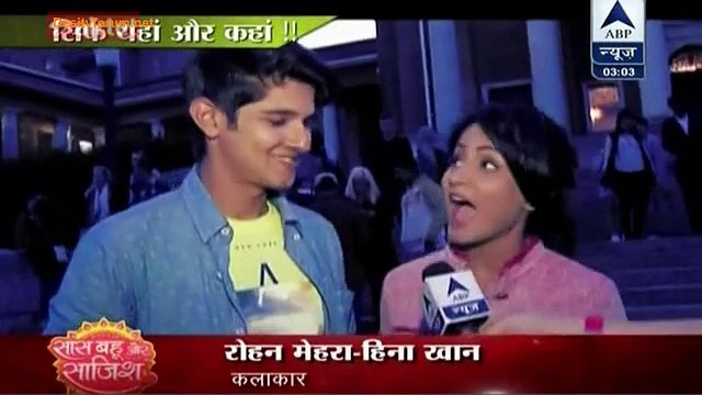 'South Africa' Mein Akshara Bani Hindi Ki Teacher - Yeh Rishta Kya Kehlata Hai