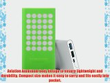 Poweradd? Pilot 2GS 10000mAh Dual USB Portable Charger External Battery Pack Fast Charge With