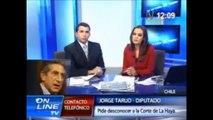 Traducción a las Declaraciones Del Chileno Tarud: Hay Que Patear el Tablero