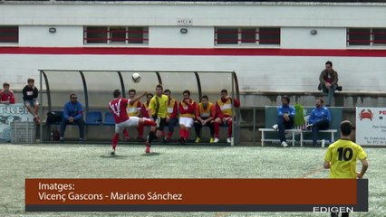 INT 2015-03-29 3a Catalana (Tossa 1 Cal Aguido 0)