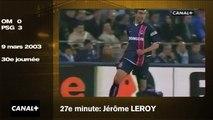 Rétro OM-PSG (2003): le festival Ronaldinho