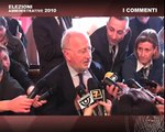 Elezioni 2010 - Venezia - Intervista Giorgio Orsoni - nuovo sindaco di Venezia
