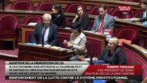 Proposition de loi renforçant la lutte contre le système prostitutionnel - En séance