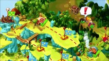 Angry Birds Star wars 2 Angry Birds Epic - Angry Birds Go Gameplay Cartoon Angry birds