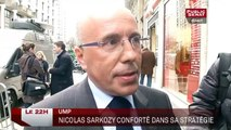 UMP : Nicolas Sarkozy conforté dans sa stratégie