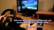 Logitech G25 vs G27 - Noisy FFB? Sound test   Assetto Corsa + DTM Experience