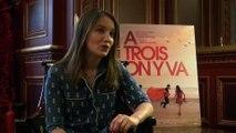 Anaïs Demoustier : Interview pour A Trois On Y Va