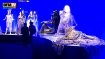 Jean-Paul Gaultier s'expose au Grand Palais