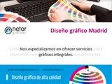 Gráficas Netor - Diseño gráfico Madrid - Artes gráficas Madrid