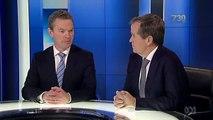 Bill Shorten and Christopher Pyne describe education policies
