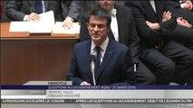 """Manuel Valls : """"La place des écologistes est dans la majorité, et pleinement au gouvernement"""""""