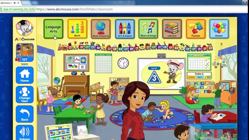 ABCMouse com reviews: See inside ABC Mouse