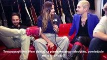 Tokio Hotel @MTV Germany 2015 napisy PL