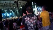Andrea Bocelli en el Hard Rock Rising Music Festival 2015