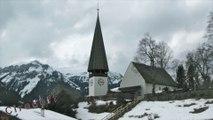 4/6 Tourisme en Suisse-Visitez l'Oberland bernois Wengen Männlichen -- Tourism in Switzerland-Visit Bernese Oberland -- Tourismus in der Schweiz Besuchen Sie  -- Turismo in Svizzera Visitare Wengen