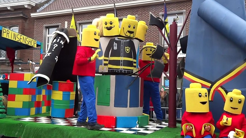 Carnaval 2015 Skave Gaaien Markt