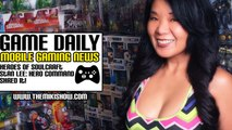 Heroes of SoulCraft,  Stan Lee's Hero Command, and  Shred It! on Game Daily