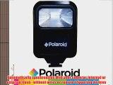 Polaroid Studio Series Pro Slave Flash Includes Mounting BracketFor The Samsung NX5 NX100 Digital