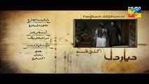 Diyar E Dil Episode 4 Promo HUM TV Drama 31 March 2015 Dailymotion - YouTube