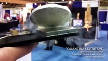Amazing Quantum Levitation , Gravity Control with Magnetic Field Must Watch 2015