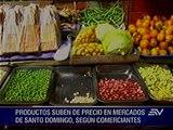 Cierre de tramo en vía Alóag genera especulación de productos en Santo Domingo