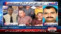 Khabar Se Agey PTI Aur MQM Election Se Phele Hi Aamne Samne… – 31st March 2014