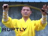 Zhao Rui, le ma�tre Shaolin invincible !