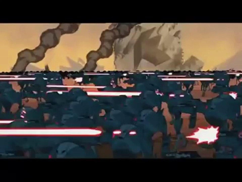 General Grievous Vs Jedi Full Scene Video Dailymotion