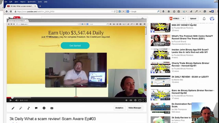 trusted binary options review