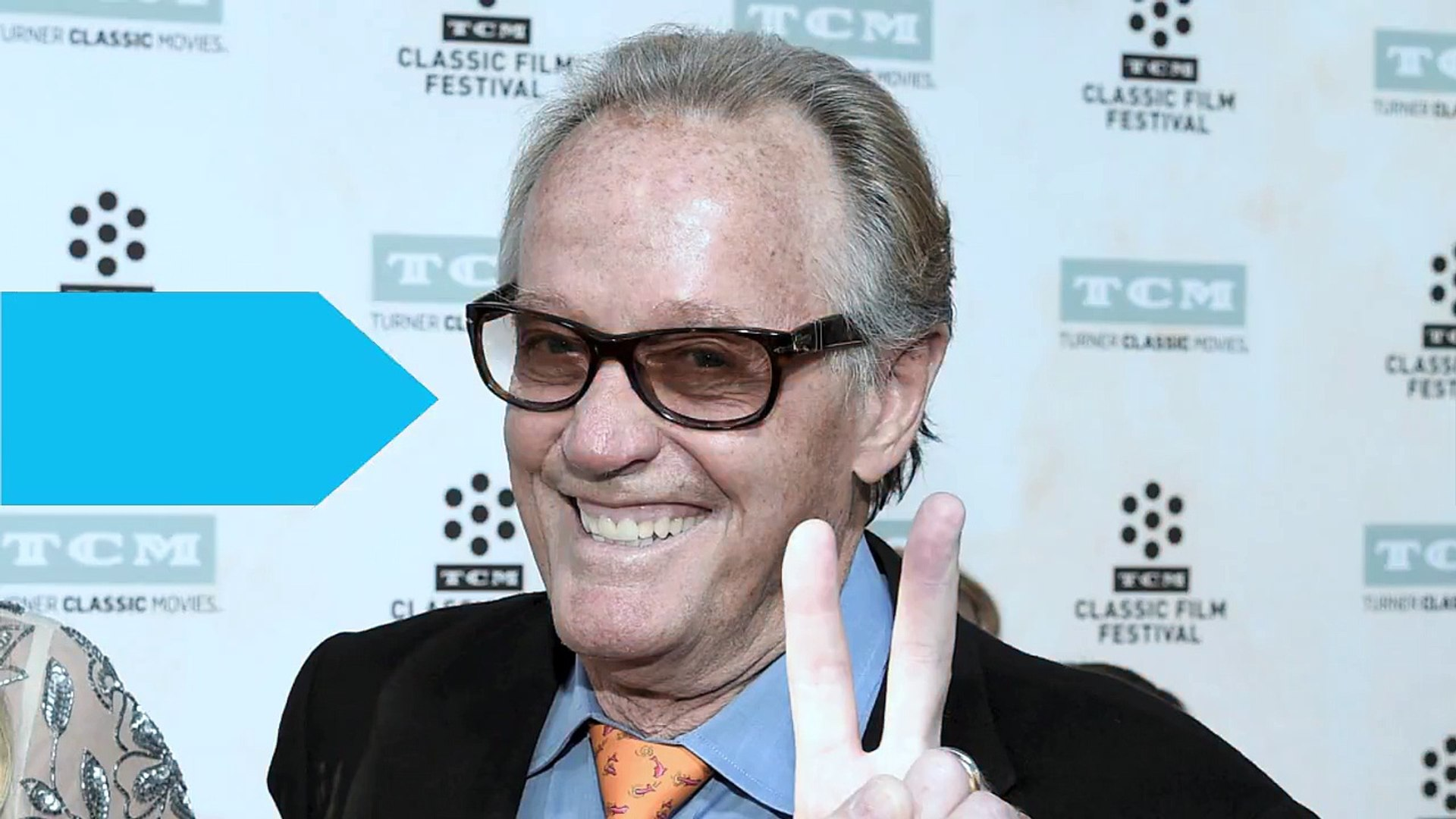 Peter Fonda Not Showing Much Road Wear for 75