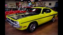 1971 Dodge Dart Demon 340 - Citron Yella Mopar Muscle Car