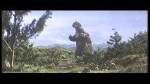 KING KONG VS. GODZILLA (1962) - All Godzilla Scenes/Screen-time