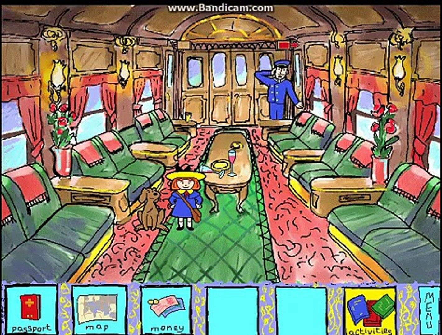 90s Children S Computer Games Madeline S European Adventures 5 6 Video Dailymotion