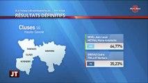 Départementales : Résultats du second tour en Haute-Savoie