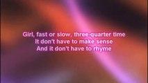 Easton Corbin - Baby Be My Love Song (Lyrics)