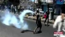 Saudi Arabia in action on Yemen