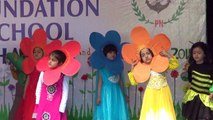 BAHRIA FOUNDATION SCHOOL & COLLEGE - HAZRO- PAKISTAN-WELCOME SONG
