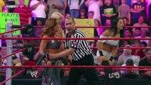 Alicia Fox, Beth Phoenix and Rosa Mendes vs. Mickie James, Kelly Kelly and Gail Kim