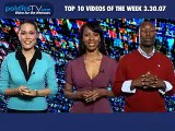 PTV'S TOP 10: Rove Raps, Jib Jab, Iraq-a-Rama, and More!