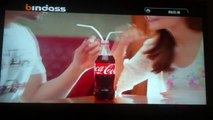 Sidharth alia new coca cola ad
