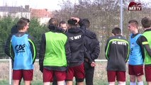 Instantanés - Les U17 Nationaux qualifiés pour les phases finales du championnat de France