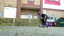 Try Something Different - Street mountainboarding edit