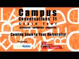 Campus Conversations  Preston University  Comments Sharique Abdullah Speaker