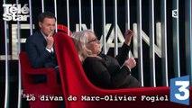Le divan de Marc-Olivier Fogiel - Josiane Balasko raconte l'adoption de son fils Rudy - Mardi 31 mars 2015